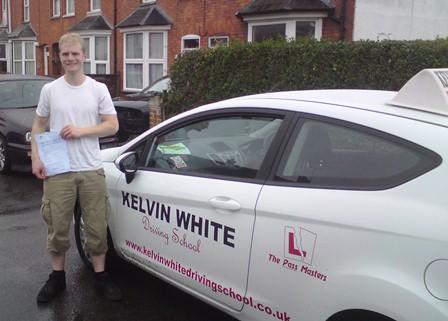 driving test success  - kelvin white driving school blog