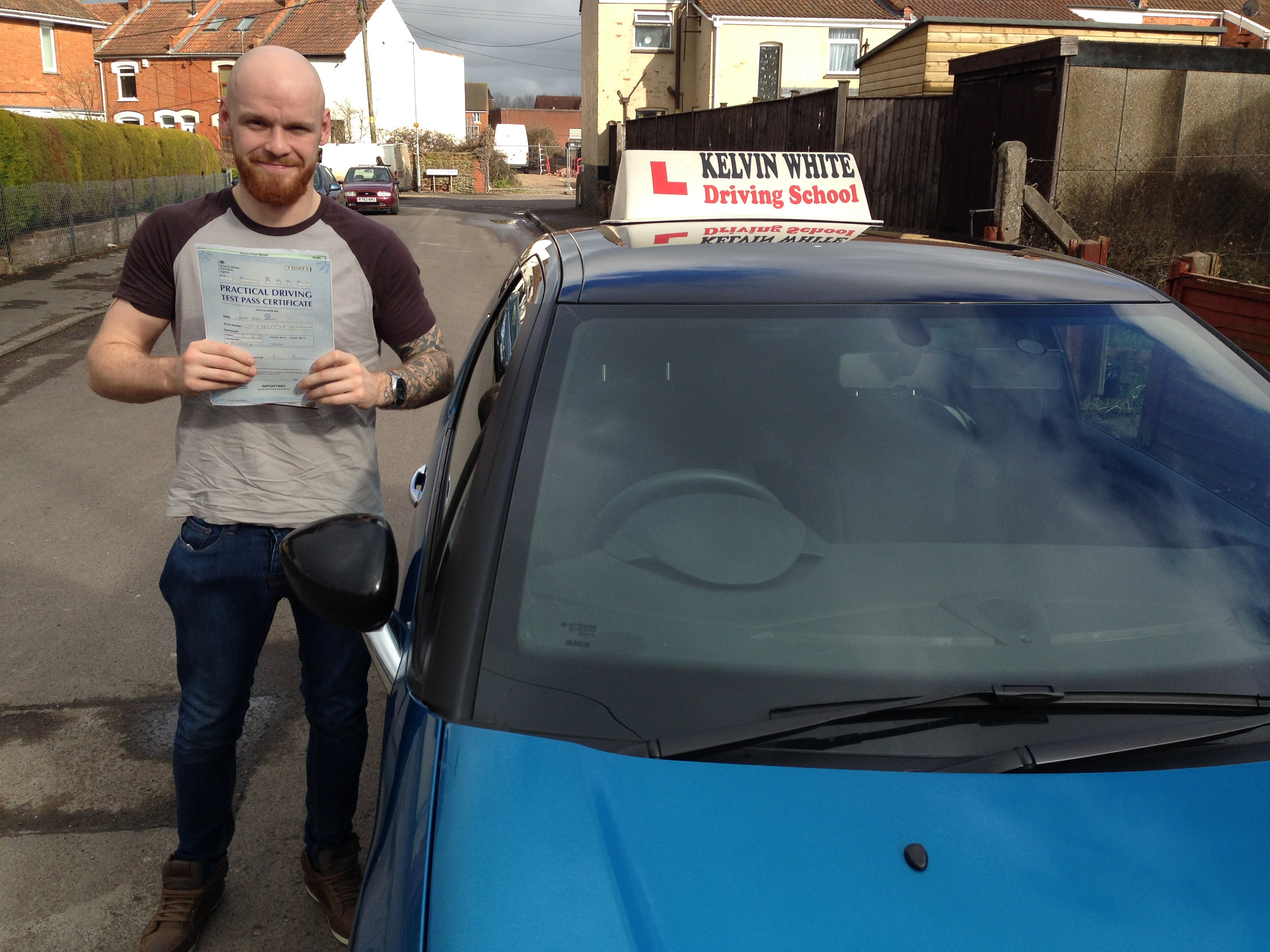 Driving Lessons Bridgwater